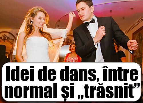 doi miri care dansează un dans amunzant la nuntă